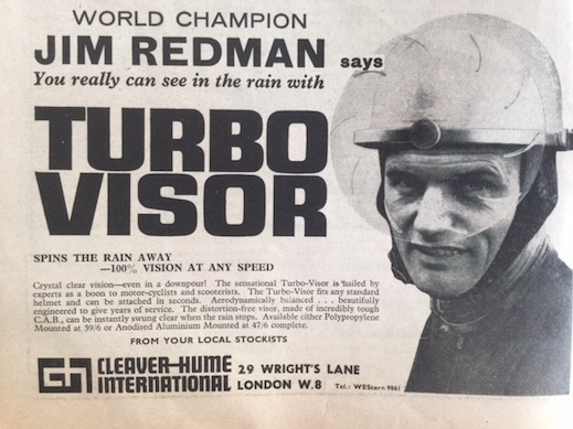 turbo-visor