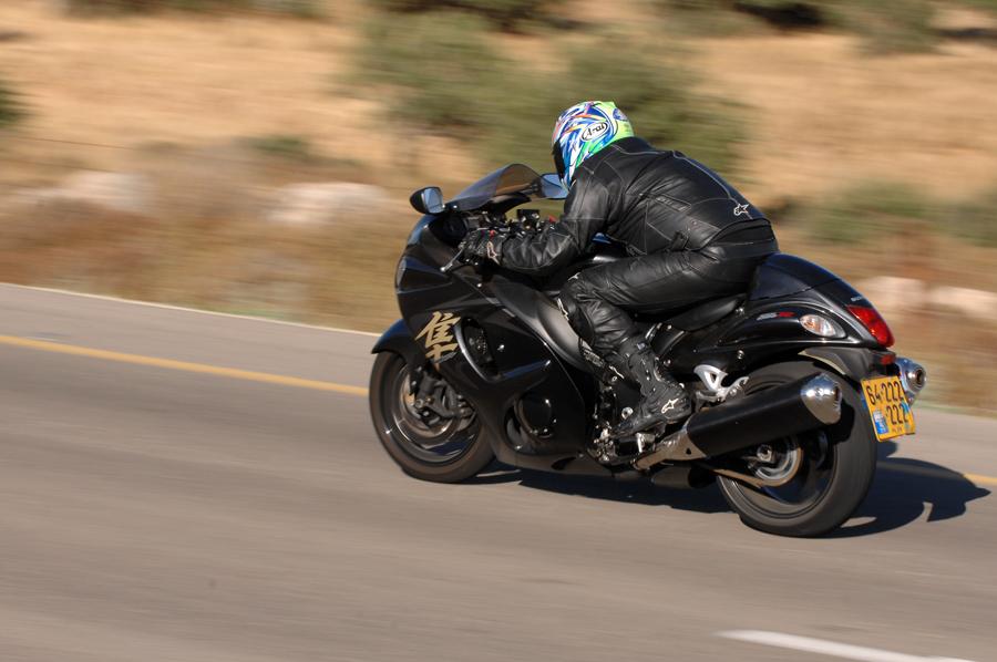 מדהים האופנועים – מיצו בדרכים BB-35