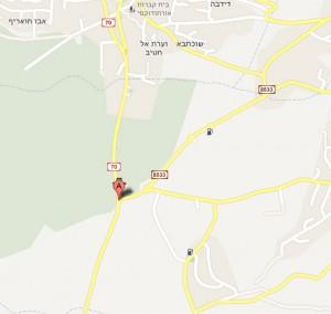 gatso-kvish-70-yarka-map