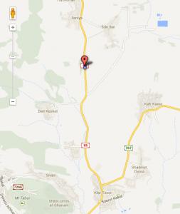 gatso-kvish-65-ilaniya-map