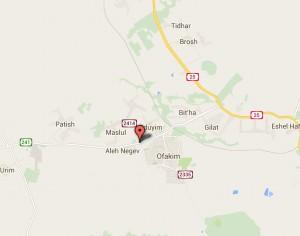 gatso-kvish-241-map