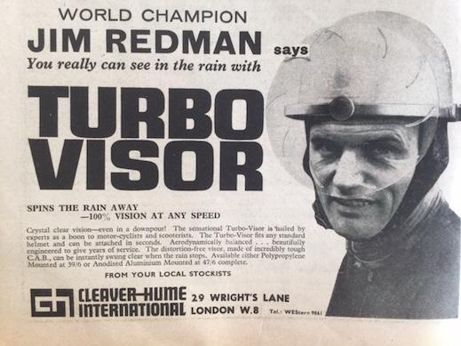 turbo-visor