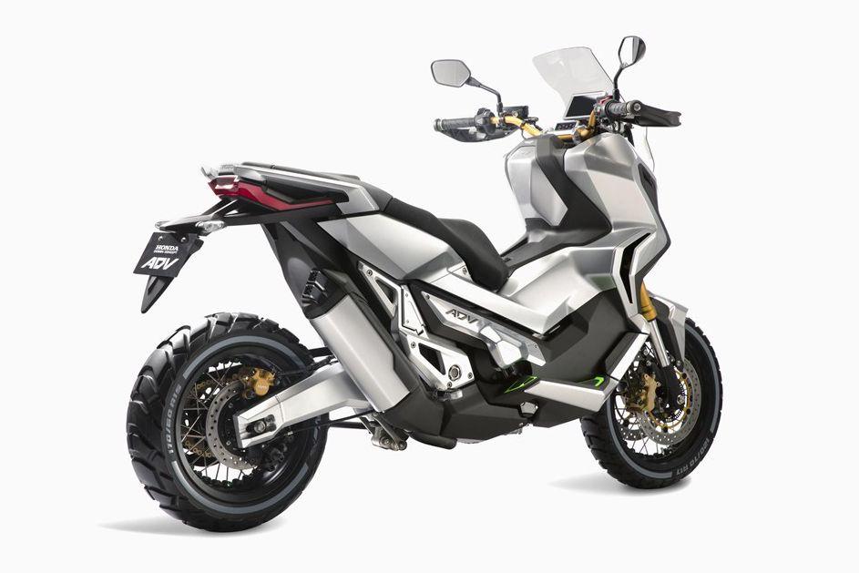 האופנה האופנתית X-Adv – קטנוע האדוונצ'ר החדש של הונדה – מיצו בדרכים HC-56